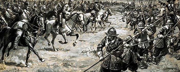 Сражение во время войны