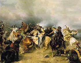 Основные события тридцатилетней войны 1618-1648