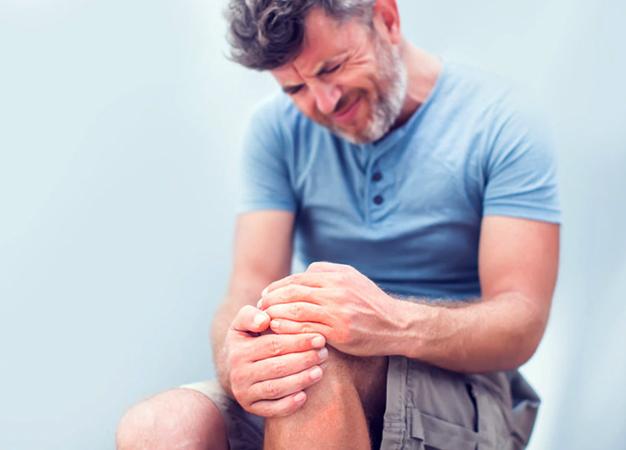 Боль в колене после удаления мениска