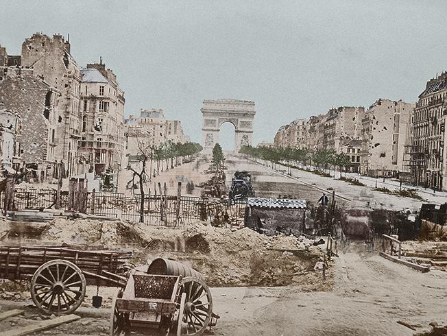 Капитуляция Парижа