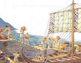 Причины и последствия греческой колонизации