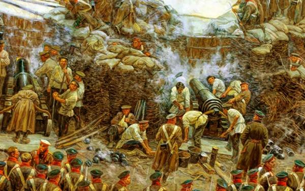 Войска во время Крымской войны