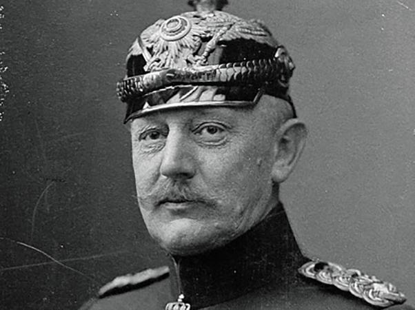 Хельмут Иоганн Людвиг фон Мольтке