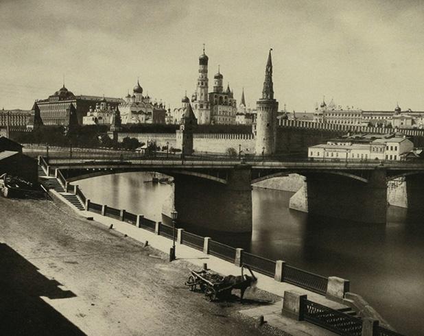 Москва конца 19 века