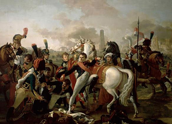 Наполеон перед войной
