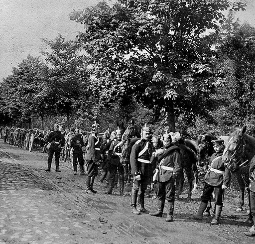 Прусские войска