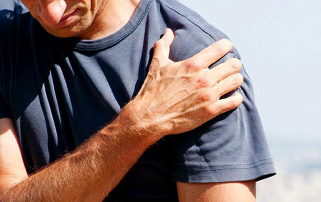 Сильная боль в плече