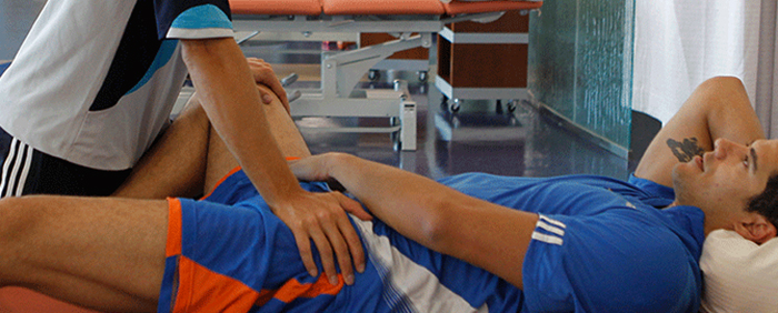 Травма паха у спортсмена
