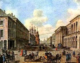Основные события 18 века в России