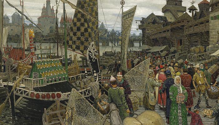 Как выглядело Новгородское княжество