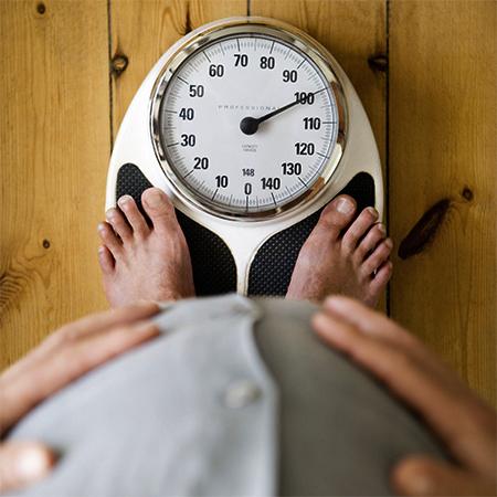 Высокий вес