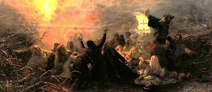Восстание старообрядцев