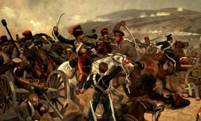 Во время Крымской войны 1853-1856
