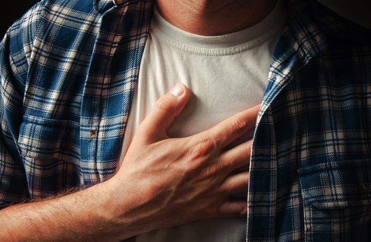 Боль в сердце при соматической мутации