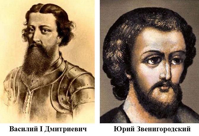 Сыновья Дмитрия Донского