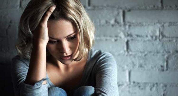 Тревожность у женщины