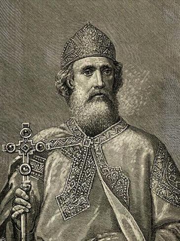 Владимир Святославич с крестом