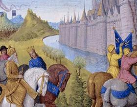 Основные события второго крестового похода