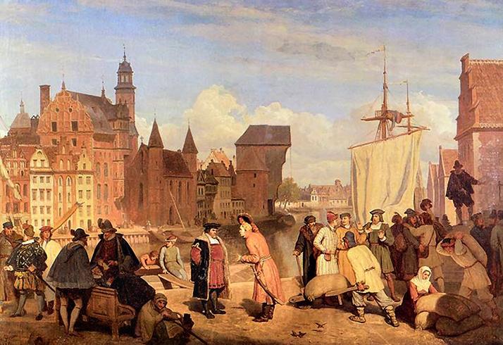 17-ый век в Европе