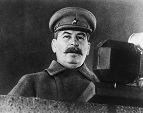 Основные события времени правления Сталина