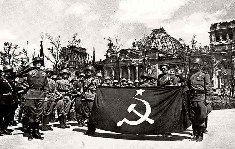 Победа СССР в войне