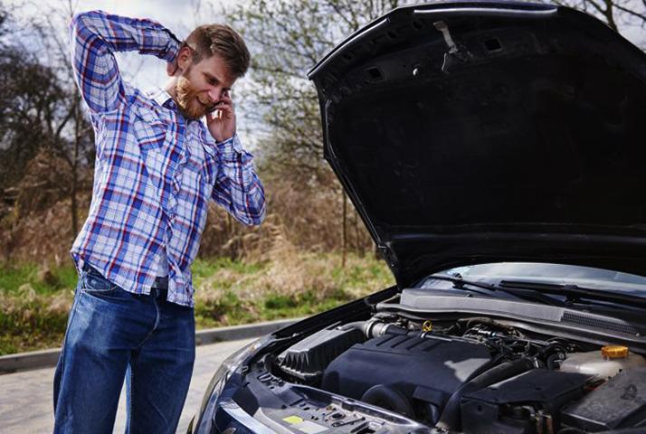 Поломка авто из-за повышенного уровня тормозной жидкости